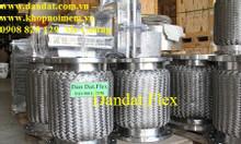 Khớp nối mềm inox lắp bích, khớp nối mềm inox là gì, ống mềm inox 304