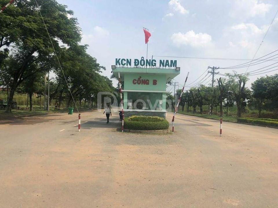 Bán mặt tiền kinh doanh tỉnh lộ 8, đối diện KCN đông nam, Củ  Chi.
