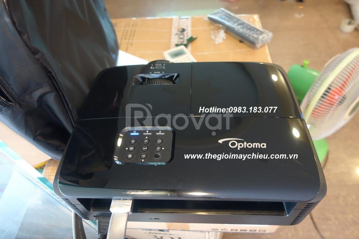 Trọn bộ máy chiếu Optoma SA500