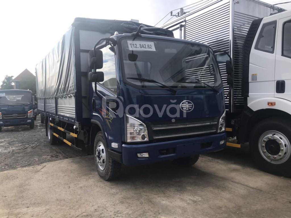 Xe tải 8 tấn thùng 6m3 máy hyundai|Trả trước 150tr nhận xe
