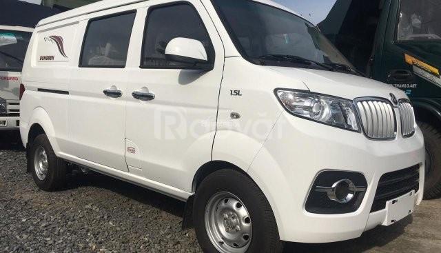 Xe tải van Dongben x30 5 chỗ ngồi vào thành phố 24/24 80tr nhận xe