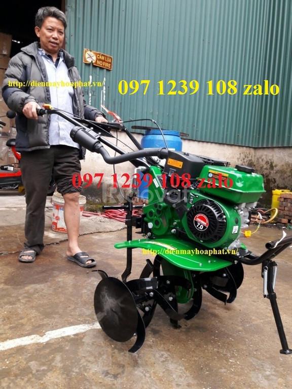 Máy xới đất đa năng Oshima XDX2-X hàng chuẩn, giá tốt