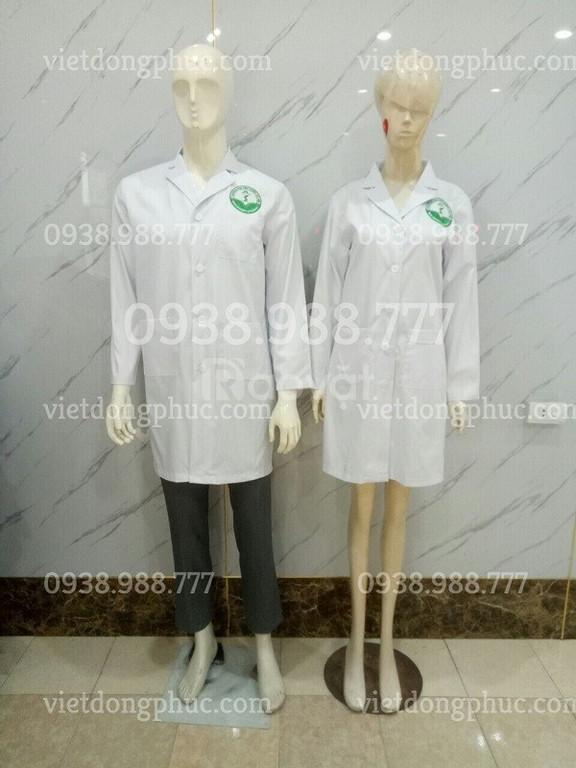 Nhận may áo blouse bác sĩ thời trang, chất lượng đảm bảo, giá cả hợp
