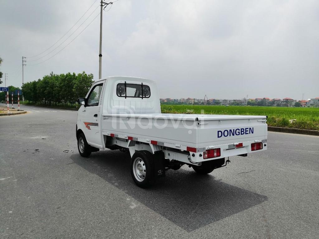 Báo giá DongBen 1021 Thùng lửng - thùng dài hơn 2,4m - giá mềm (ảnh 6)