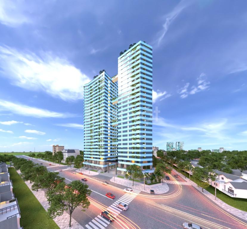 Mở bán đợt 1 dự án Victoria Garden, căn hộ xanh, hồ bơi tầng thượng