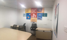 Cho thuê văn phòng, chỗ ngồi làm việc cố định trọn gói tại Cầu Giấy