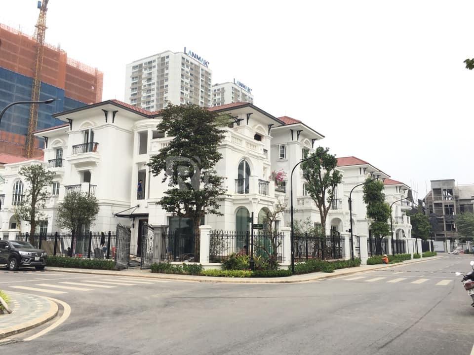 Cần bán biệt thự trục đường Nguyễn Văn Huyên kéo dài 225m2.