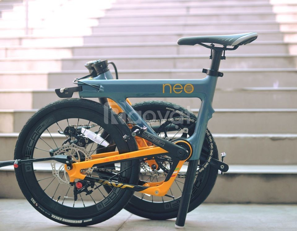 Xe đạp gấp Java NEO -  đến từ Italy, giá không hề rẻ