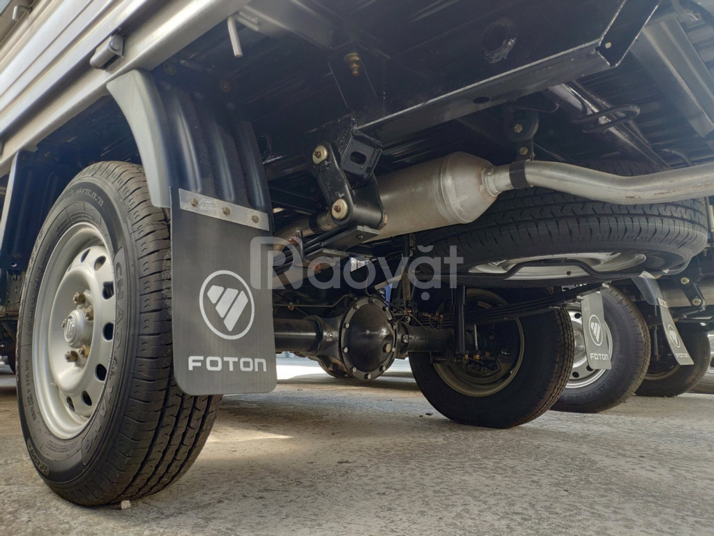 Bán xe tải Foton 850kg trả trước 80tr nhận xe