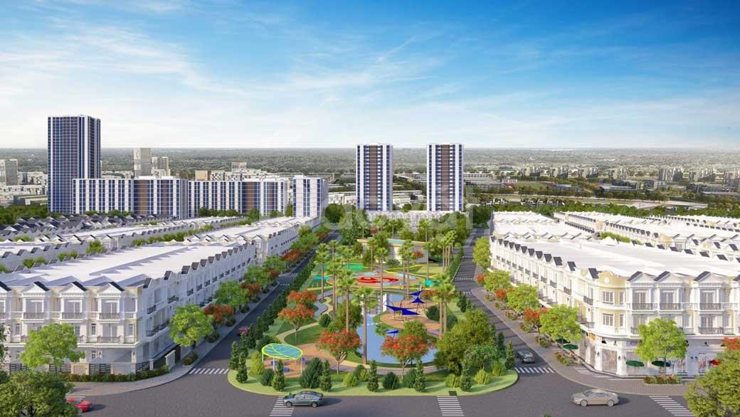 Mở bán đất nền, nhà phố, shophouse, biệt thự tại Tiến Lộc Garden