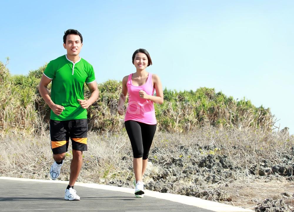 Chạy bộ đúng cách vì sức khỏe tim mạch