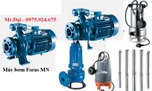 Máy bơm nước Foras MN50-200A, 15kw, 20hp, 380V