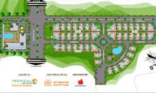 Tropical Ocean Villa & Resort  giá từ 15 triệu/m2