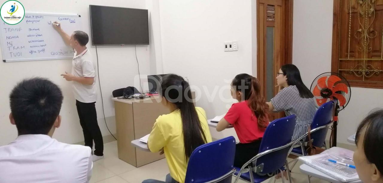 Học tiếng Anh giao giao tiếp tại Đà Nẵng