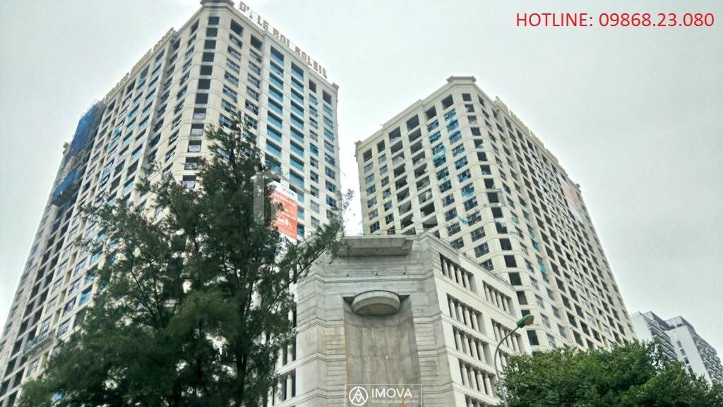 Chung cư 59 Xuân Diệu ưu đãi lớn cho KH, view Hồ Tây