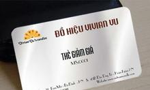 Chuyên thẻ nhựa, thẻ xe, thẻ hội viên, thẻ bảo hành… giá rẻ tại Hà Nội