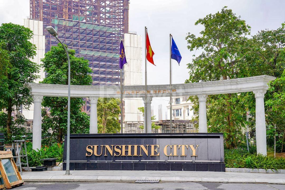 Căn hộ dát vàng Sunshine City: 3 tỷ/72.9m2 full NT, vay LS 0%/30 tháng