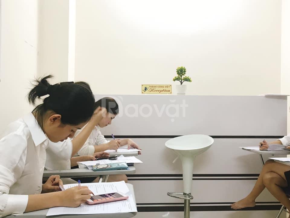 Học nghiệp vụ lễ tân cấp tốc tại Đà Nẵng