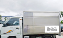 Xe tải Bà Rịa Vũng Tàu Thaco Towner 800 giá tốt, hỗ trợ ngân hàng.