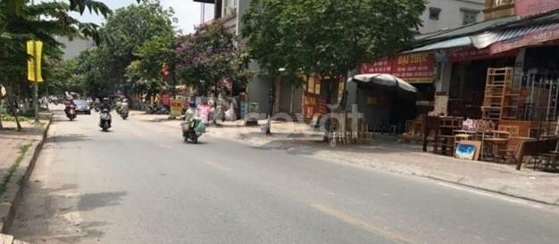 Mặt phố Kim Giang, Kim Ngưu, mặt tiền lớn, kinh doanh khủng.