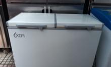 Tủ cấp đông Ixor 321l mới 89%, côi láng, dàn lạnh đồng