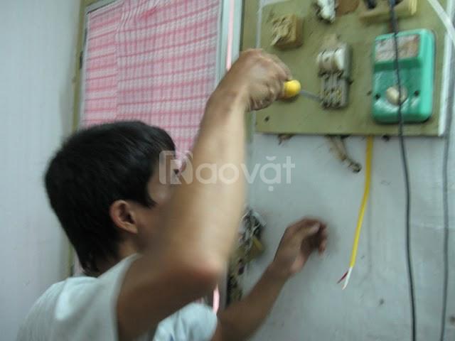 Sửa chữa điện nước tại Xuân Thủy, Phố Mai Dịch