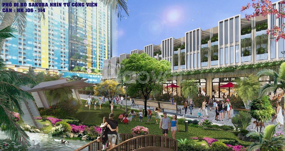 Shophouse Thanh Thủy 1 sản phẩm 4 cơ hội, CK 12%, lợi nhuận 10%/năm