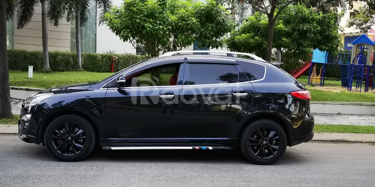 Chuyên cơ 7 chỗ SUV Luxgen U7.