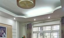 Bán nhà phân lô ô tô phường Vĩnh Phúc, quận Ba Đình 45m2 xây 5 tầng.