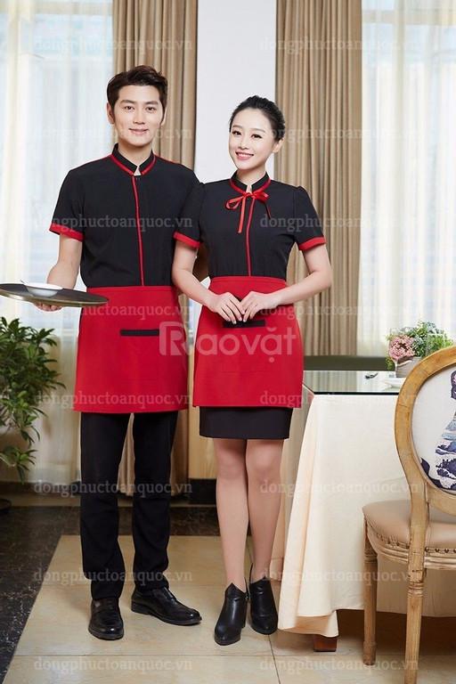 Xưởng may đồng phục Nhà hàng chất lượng tốt và giá cả hợp lý