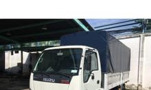 ISUZU 2.9 Thùng bạt, KM trước bạ, máy lạnh, 200 lít dầu, 2 vỏ xe...