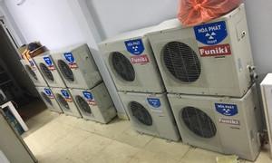 Thanh lý 10 bộ điều hòa FUNIKI 24000btu mới 90%