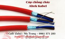 Nhà phân phối cáp tín hiệu vặn xoắn- cáp chống cháy nhập khẩu Altek Ka