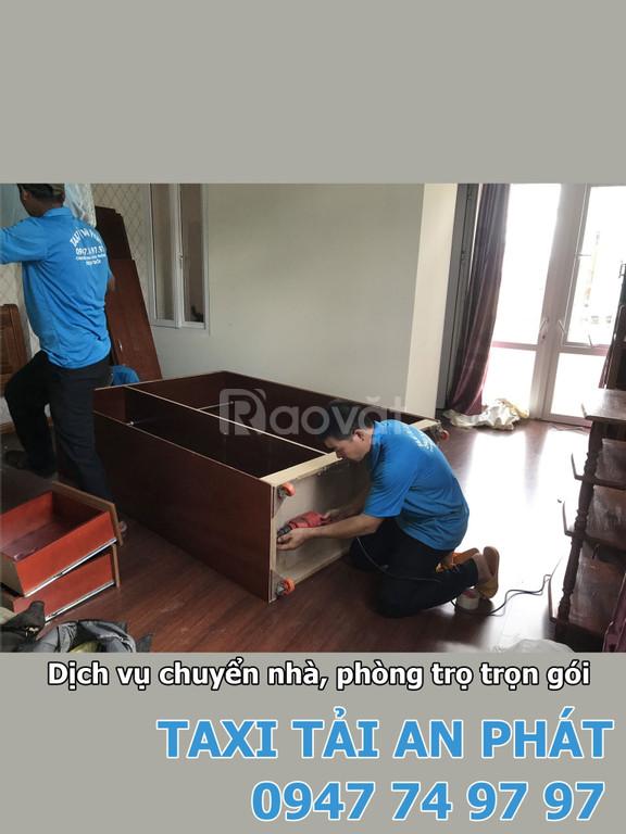 Xe chở hàng Buôn Ma Thuột An Phát