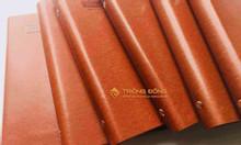 Công ty sản xuất sổ da cao cấp, sổ tay quà tặng tại Gò Vấp