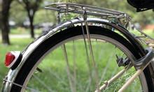 Bán xe đạp điện trợ lực tay ga hàng Nhật bãi cũ giá rẻ Tp HCM– Mã: X13