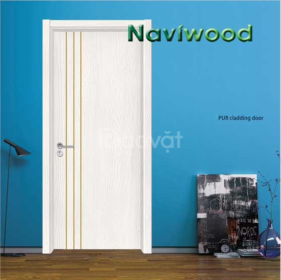 Cửa gỗ nhựa Naviwood tại Hà Nội