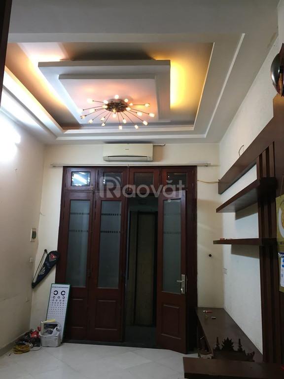 Nhà đẹp 6 tầng phố Cát Linh, Đống Đa