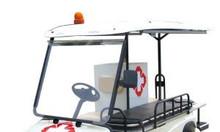 Bán xe điện bán xe điện chở bệnh nhân (nằm trên cán) mới 100% - Lã Phú