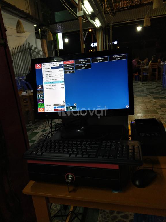 Máy tính tiền dành cho quán ăn tại Nghệ An