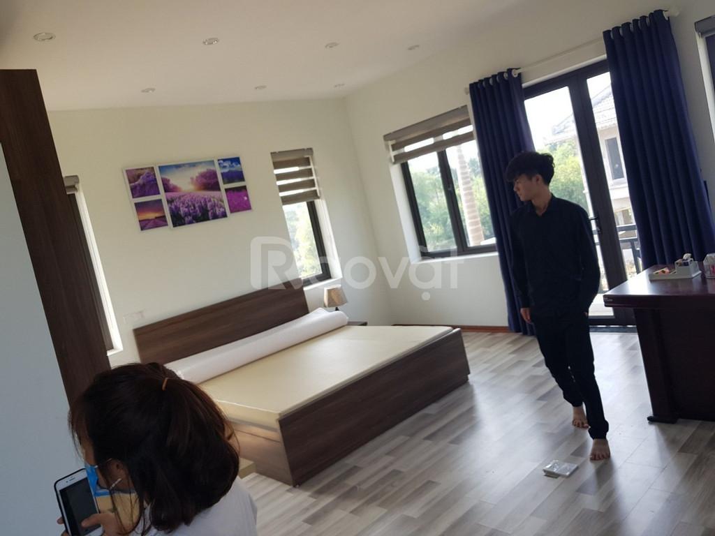 Biệt thự nghỉ dưỡng Green-Oasis Hòa Bình, full nội thất 5*, CK hấp dẫn