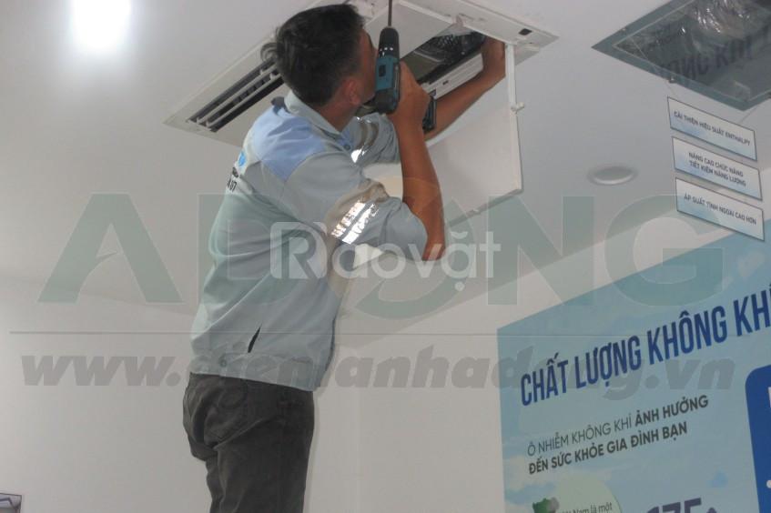 Dịch vụ sửa chữa, vệ sinh máy lạnh từ 1HP đến 50HP