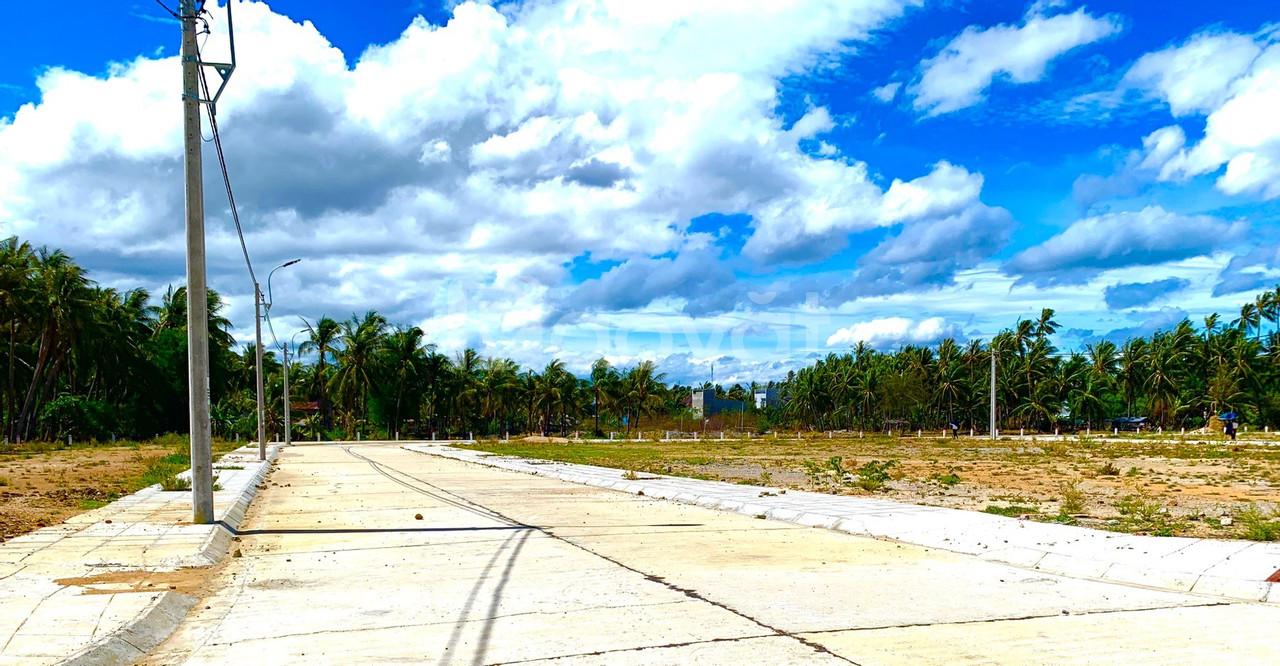Sở hữu đất nền sổ đỏ bển chỉ 568tr ngay Vịnh đẹp tại Phú Yên
