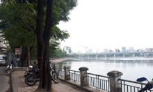 Bán nhà hiếm mặt phố Đống Đa - Mặt hồ Hoàng Cầu