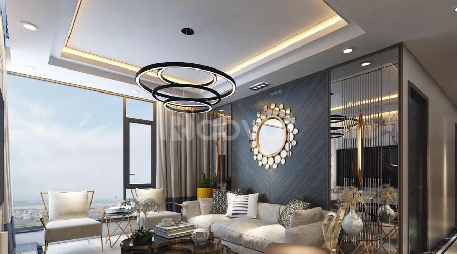 Chính chủ bán căn hộ 3 ngủ CC Sunshine City giá 3,9 tỷ.