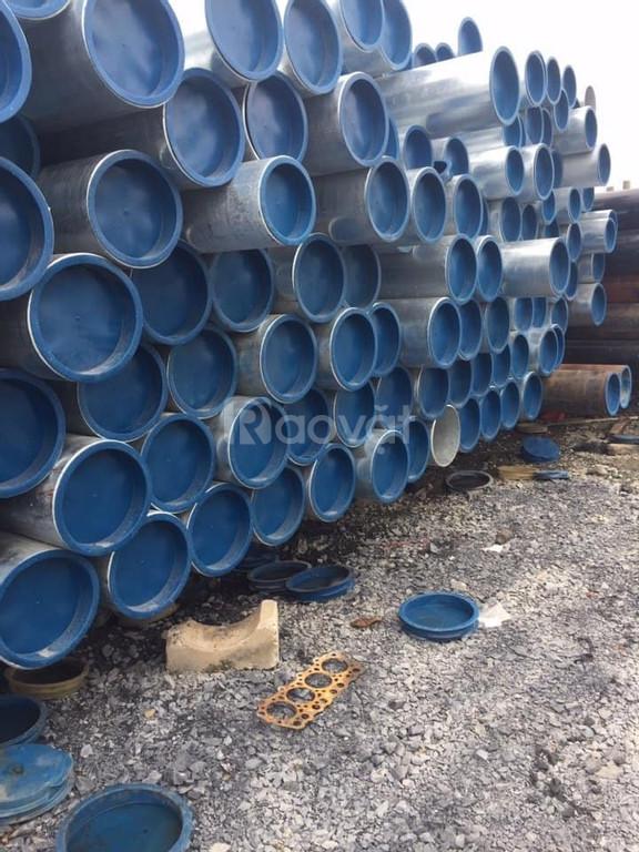 Thép ống đúc sch40 phi 140, ống thép nhập khẩu China phi 140mm