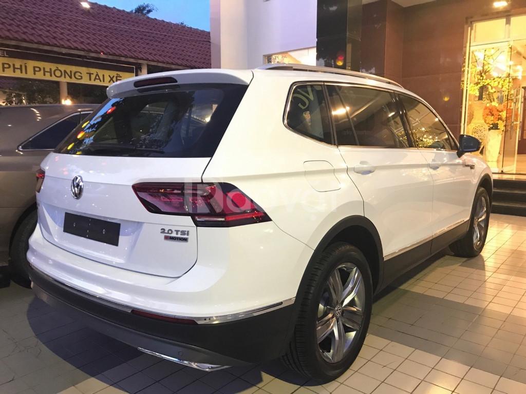 VW Tiguan Allspace ưu đãi 160 triệu - giao xe ngay