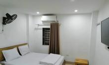 Bán nhà nghỉ Nguyễn An Ninh, Trương Định, mới 99%, 10 phòng kinh doanh, thang máy