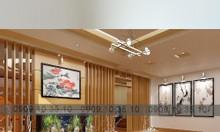 Mẫu lam gỗ bán chạy trong trang trí nội thất