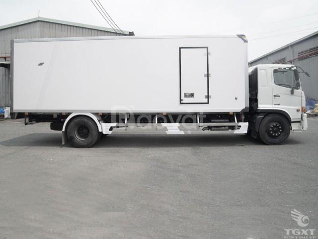 Xe tải hino 7 tấn thùng dài 10 mét
